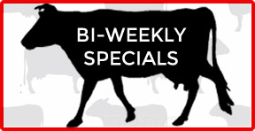 See the Cow Palace bi--weekly butcher specials available for Long Island NY
