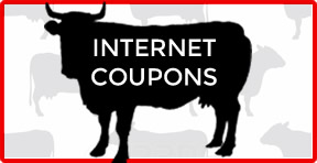 Download valuable coupons for our Long Island butcher shop
